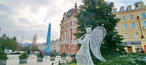 捷克溫泉小鎮卡洛維瓦利(Karlovy Vary)耶誕市集