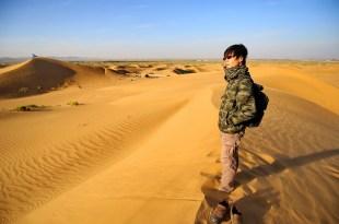 【沙坡頭、盛典劇院、通湖草原】寧夏玩沙去!超越杜拜的沙漠行程