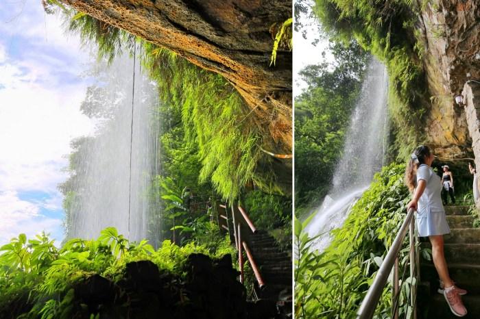 【新北-旅遊-親子步道-玩水-最完整交通方式】銀河洞瀑布,原始林仙境─停車場、公車資訊