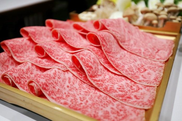 【華國但馬屋】神戶牛壽喜燒+涮涮鍋,頂級美食進駐台北中山,林森北路必吃