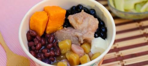 【台北-三重-夜市小吃-甜點-推薦】施家豆花-比東區粉圓好吃