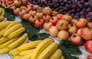 alcudia-markt-granataepfel-Märkte auf Mallorca