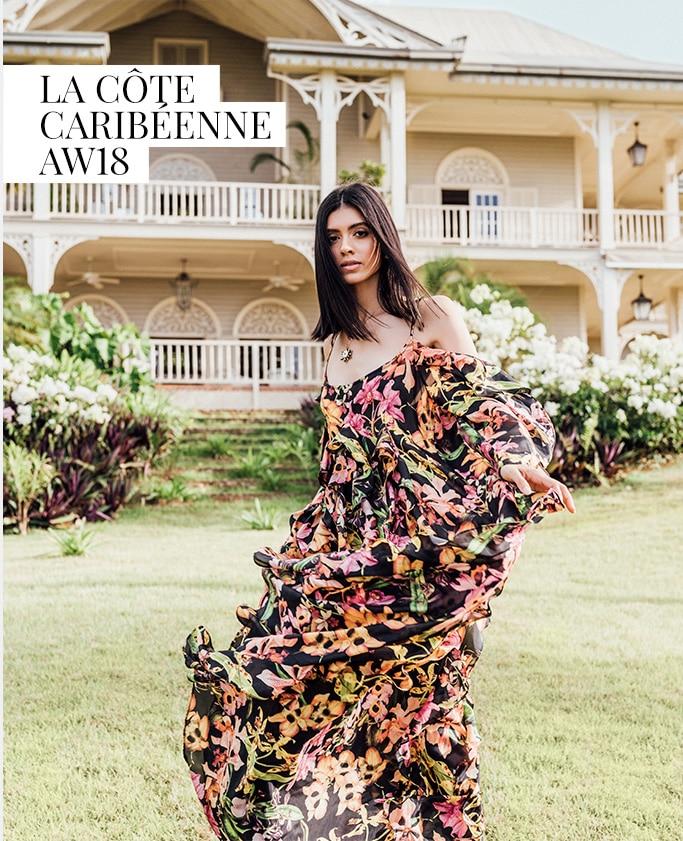 COLLECTIONS La Côte Caribéenne AW18