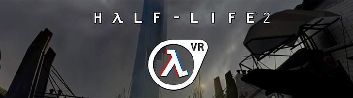 Logo de Half-Life 2 VR