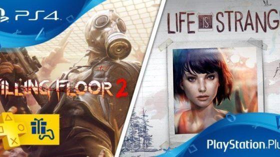 Killing Floor 2 y Life is Strange