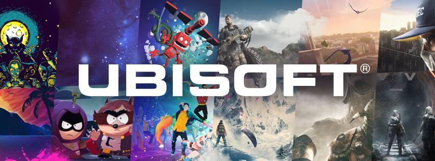 Ubisoft y algunos de sus juegos