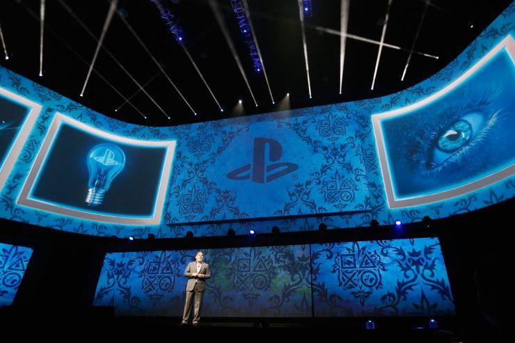 Sony tendrá retransmisiones en directo