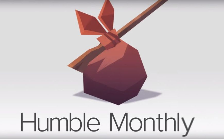 humble blundle monthly