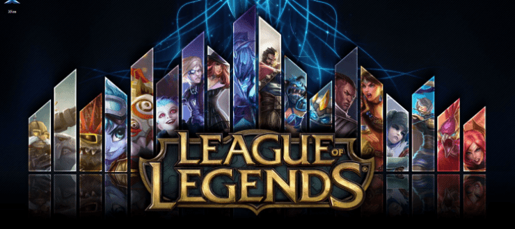 Riot Games con su juego League of Legends