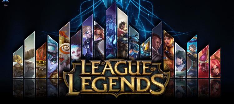 Riot Games con su juego League of Legends