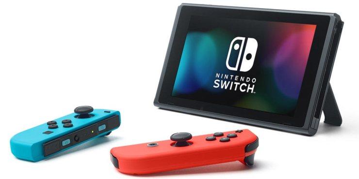 Nintendo Switch tiene una nueva actualización