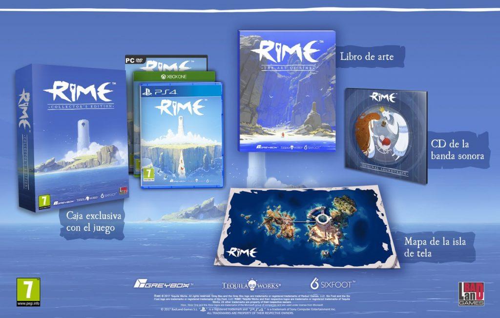 Edición Coleccionista RiMe
