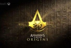 E3 2017: Anuncio y tráiler de Assassin's Creed Origins