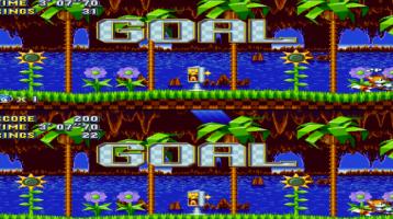 Sonic Mania tendrá un modo competitivo