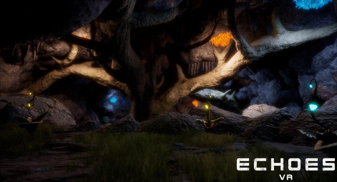 Echoes VR Screenshot 01