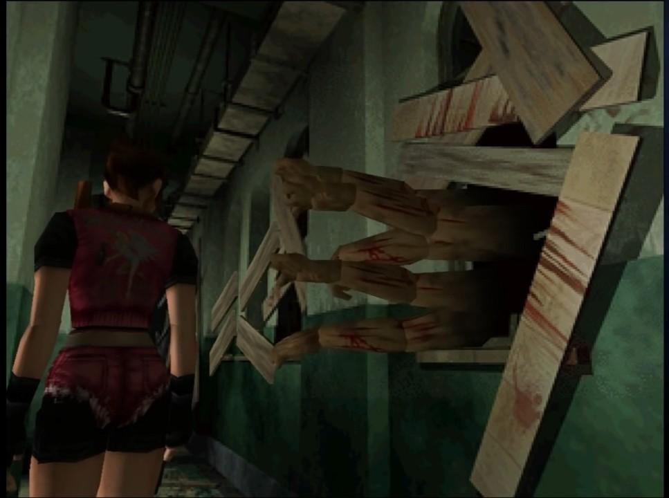 Comisaría Resident Evil