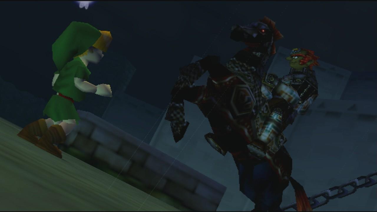 Sueño premonitorio de Link