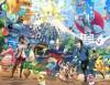 Pokémon y sus pasos en la dirección correcta