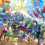 Pokemon y sus pasos en la dirección correcta
