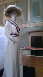Suffragette ribbon