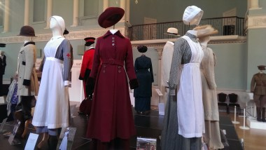 Downton Abbey costumes