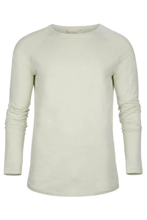 Basic Long Sleeve T-Shirt Mint - Green