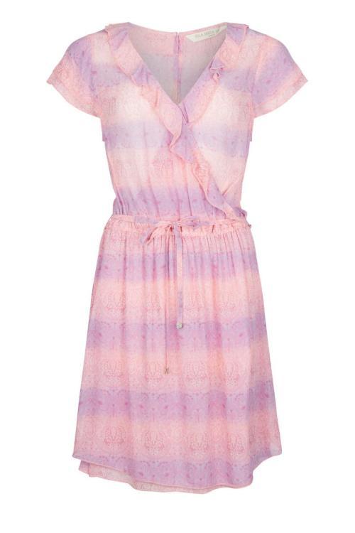 Short Dress Lotus Lavender - Pink