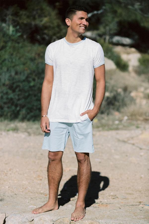 Men Shorts Miquel - Blue