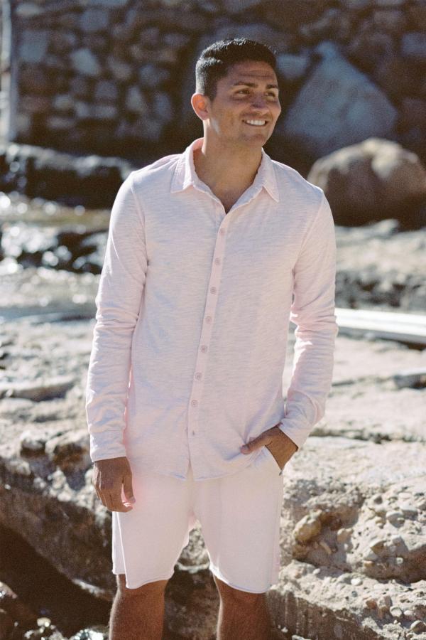Men Shorts Miquel - Pink