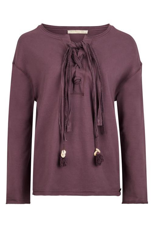 Comfy Sweater Tarida - Purple