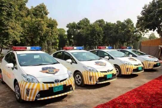 Islamabad Police got new hybrid patrolling mobiles