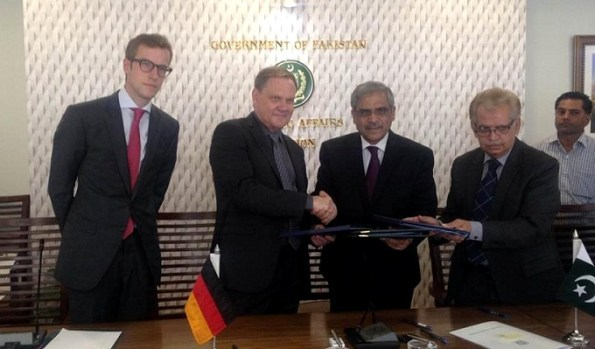 Germany grants 6 Million Euro for Pakistan Glacial Monitoring Network