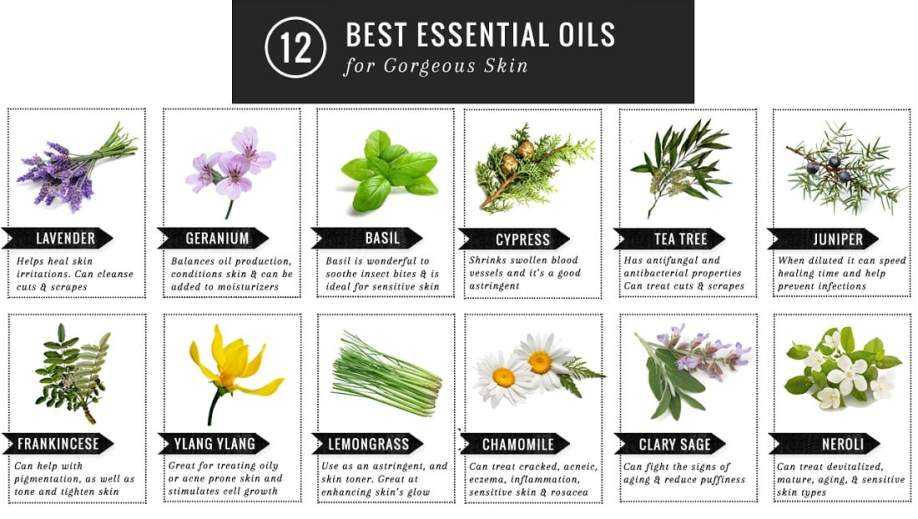 Best Oils For Natural Hair To Use In The Winter