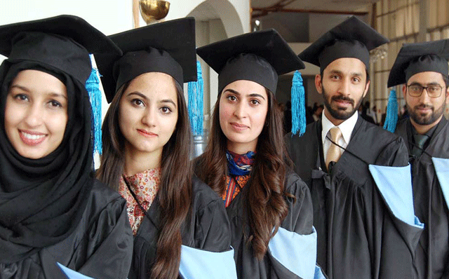 COMSATS marks 100th Convocation ceremony, 834 students awarded degrees