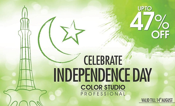Color Studio Independence Day sale