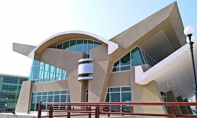 New Islamabad Airport mosque