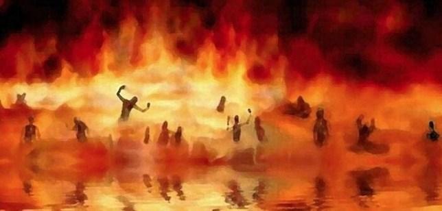 gambaran neraka dalam islam