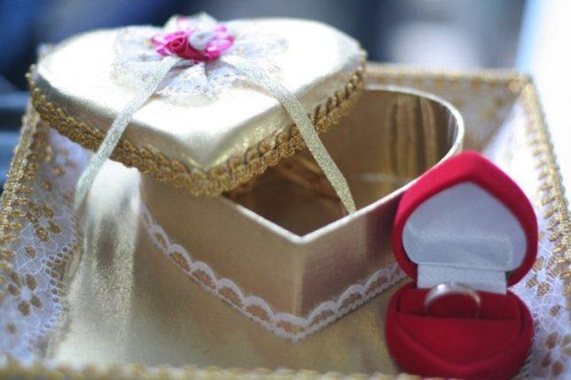 mahar dalam pernikahan