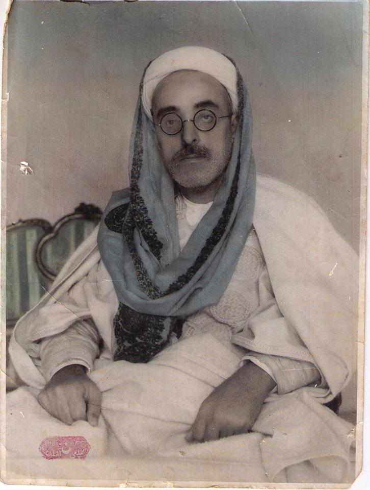 الشيخ الزيتوني محمد عباس ( 1899 ـــ 1979 )