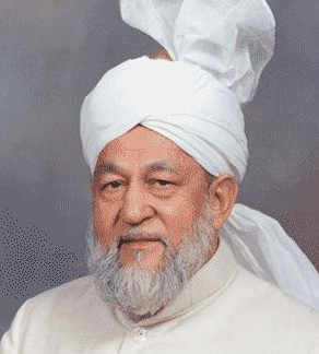 A Man of God Mirza Tahir Ahmad  For Christians To be