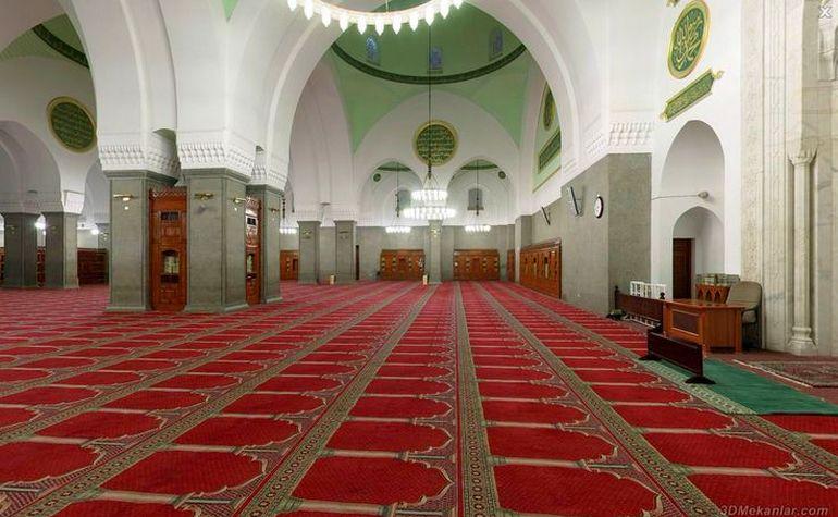 InteriorofMasjidQuba  IslamGhar