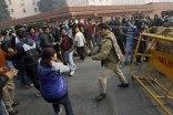 Protest against Delhi Bus Gang Rape case