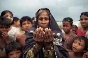 rohingya opression