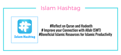 Islam hashtag about