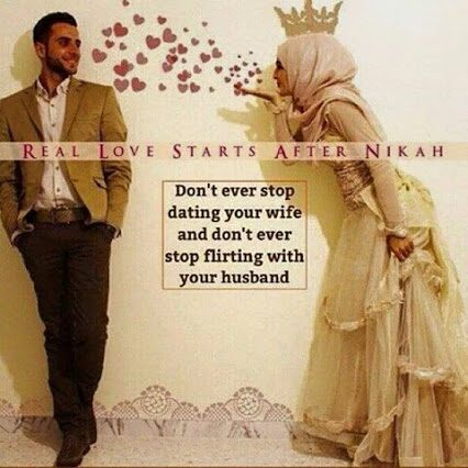 Relationship tips for Muslims