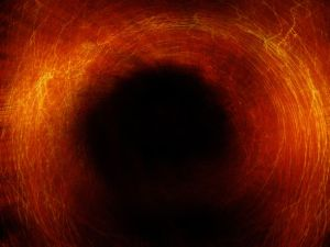 is hell a blackhole