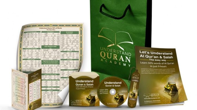 Understand Quran 50% Words Course (Review)