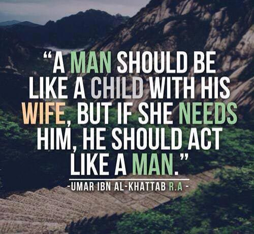 Man and woman relationship in islam