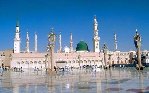 "15 Rare known facts on Masjid Nabawi-""The Prophet's Mosque"""