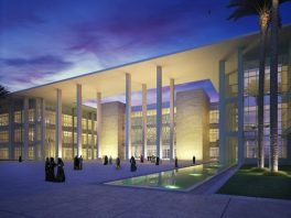 Saudi Arabia opens World's largest women's university